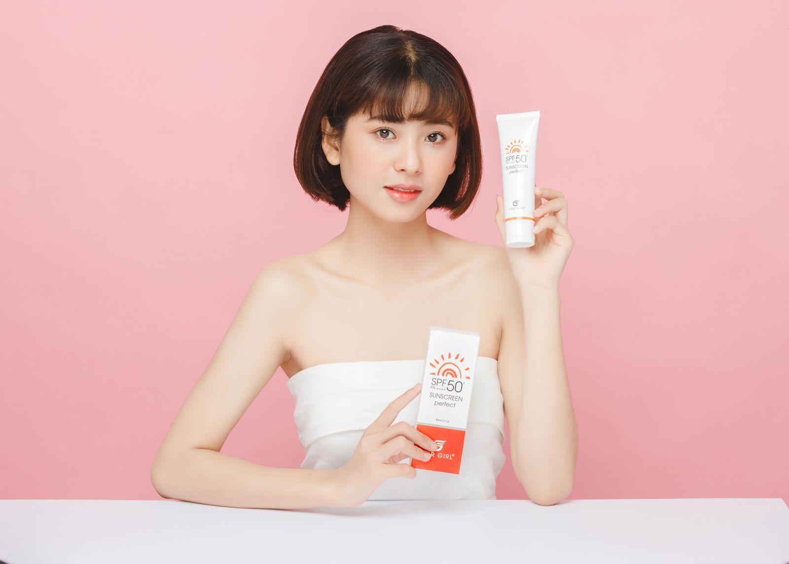 sunscreen for girl